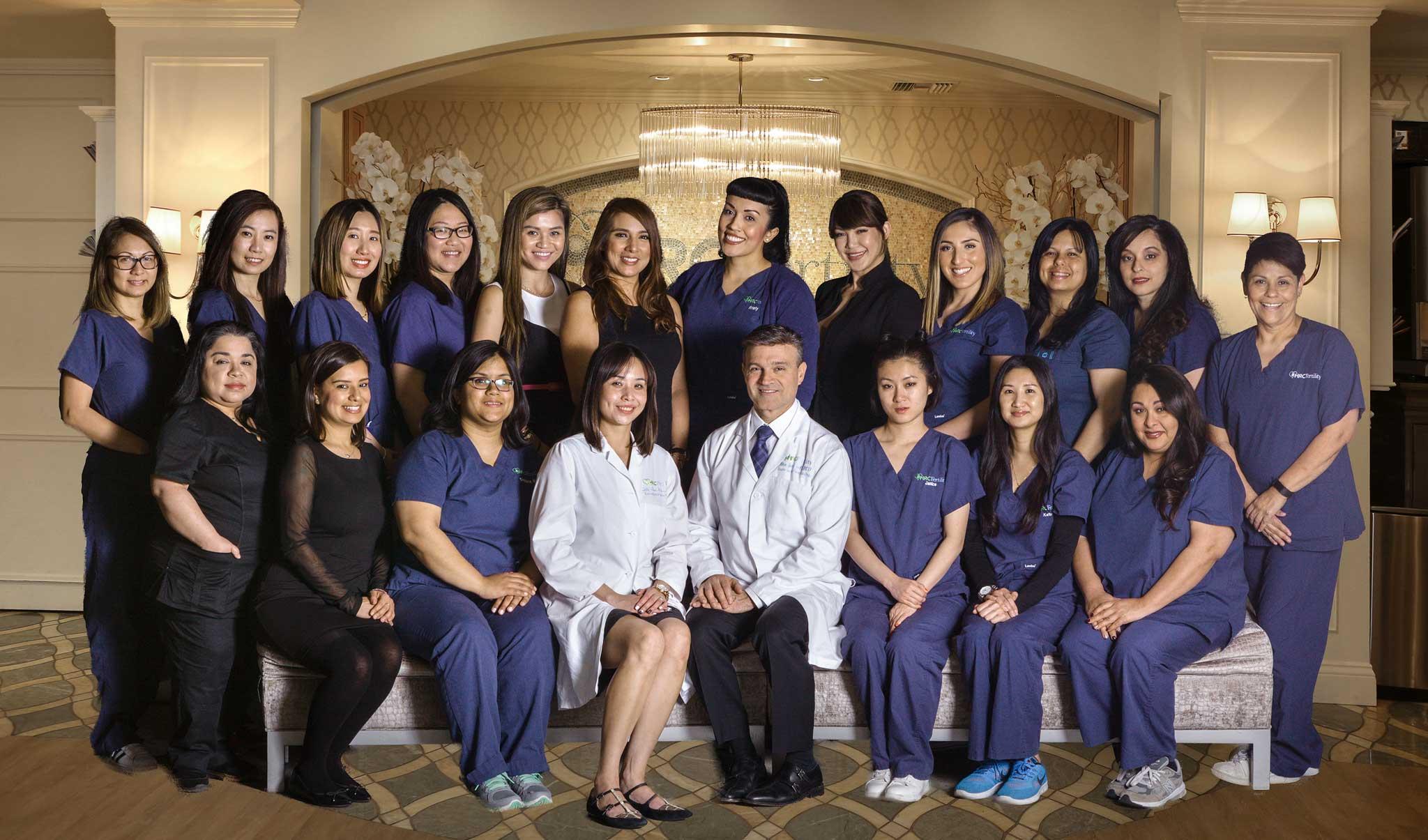 The Kolb Fertility team